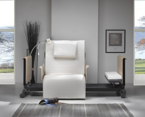 rotobed free rotating care bed