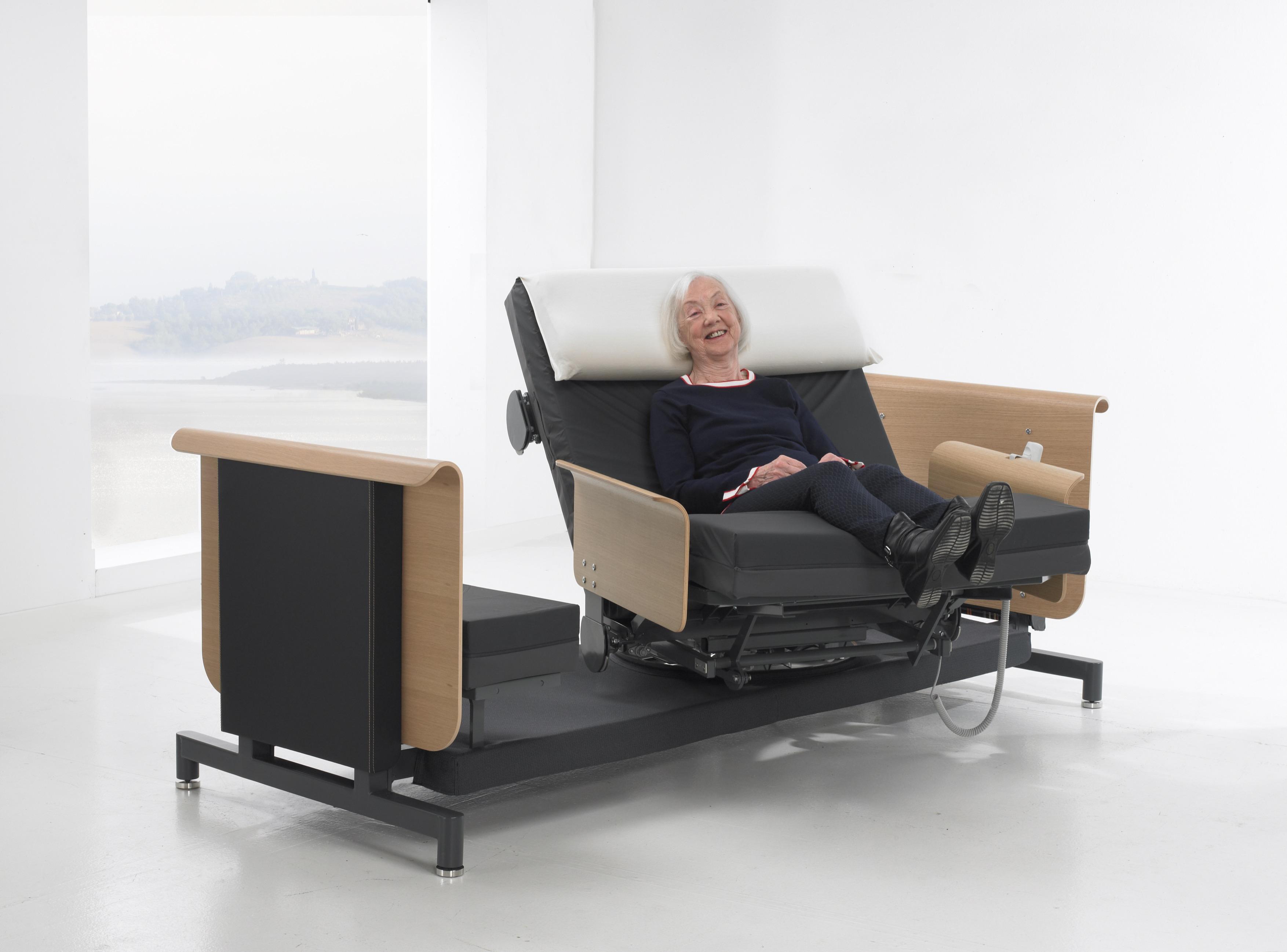 RotoBed rotating bed