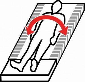 RotoSlide sliding sheet