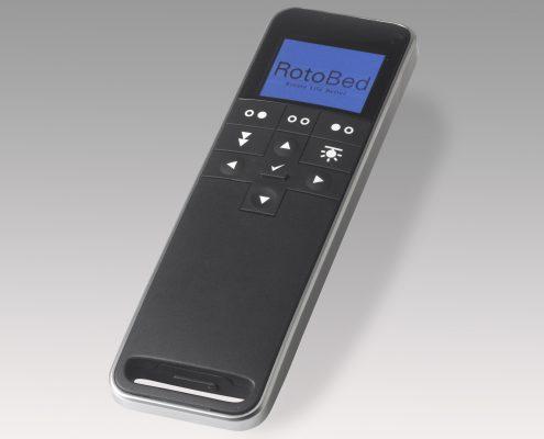 RotoBed care bed nursing bed remote control